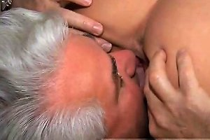 Old Fat Granny And Milf Blowjob Clair Is Having Dance Lesson