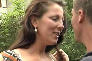 German Mom Outdoor Strong Sex Free Strong Mom Porn Video 49